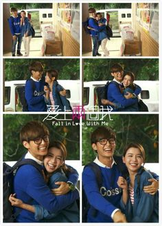 Fall In Love With Me <3 Loving this Tdrama!