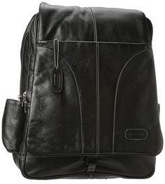 93c70d73120 Leatherbay Laptop Leather Backpack >>> Check out this great product. (This  is an Amazon Affiliate link and I receive a commission for the sales)
