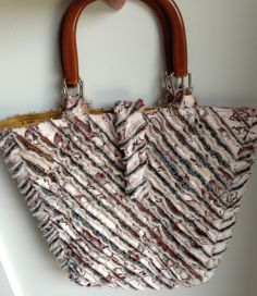 The Chenille bag.