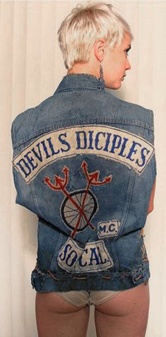 I want to join a Motorcycle Club.