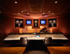 The Hit FactoryRecording Studio, New York, NY.SSL 9000J96-channelmixing console.The Hit Factory closed its doors in 2005 due to the ris...