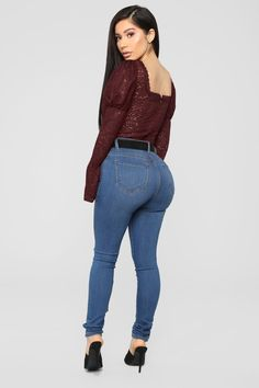 3814cb95f7 7 Best Burgundy bodysuit outfit images