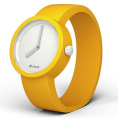 Classic Watch Yellow white, yellow, yelllow