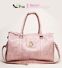 Limited Edition Gretchen Christine Igo Pink Duffle