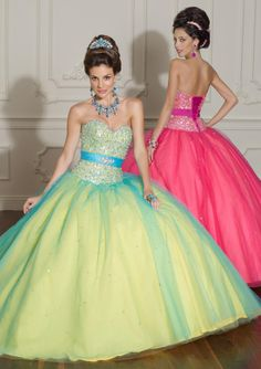 House of Brides - Vizcaya by Mori Lee - Quinceanera - STYLE - 88002