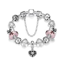 Real Love Is Everywhere Pandora Inspired Bracelet Women's