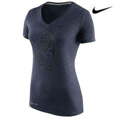 California Golden Bears Nike Dri-FIT Women's College Warp Dri-Blend Tee  http://www.calbearsshop.com/cal1011011406.html