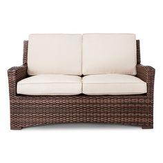 Sunroom garden treasures glenlee textured brown steel for Glenlee patio furniture covers