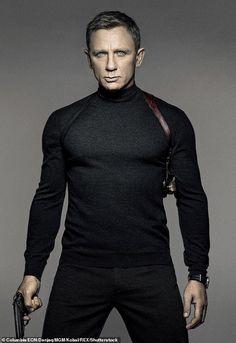 Daniel Craig has all but confirmed the next James Bond film will be his last. Daniel Craig James Bond, Daniel Craig Spectre, Daniel Craig Style, James Bond 25, James Bond Suit, James Bond Actors, Style James Bond, James Bond Gadgets, Mode Bcbg