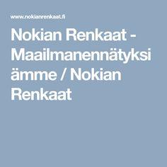 Nokian Renkaat - Maailmanennätyksiämme / Nokian Renkaat