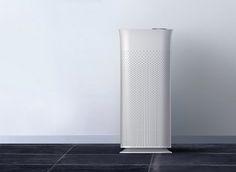 智能空气净化器产品外观设计 产品造型设计...