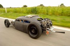 Love these Rat Rod veedubs