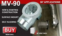 Magnetic Dryer Vent couplings Easy Solid Installs that boost dryer efficiency and safety