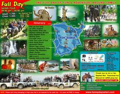 Full day itinerary  http://www.funnydaysafari.com/services.htm https://www.flickr.com/photos/130570001@N08/sets