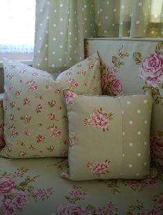 Jeannie's upholstery  #vintagecaravan
