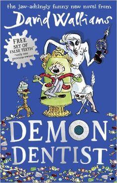 Demon Dentist.... I'm unsure of this title... But kinda wanna read it!!! Lol