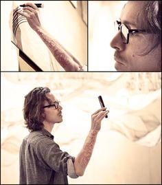 Brandon Boyd-Music & Art...so talented