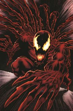 Carnage (Cletus Kasady) | art by Mike Perkins