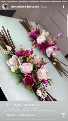 Orchid Flower Arrangements, Flower Arrangement Designs, Artificial Flower Arrangements, Flower Designs, Wedding Vase Centerpieces, Wedding Vases, Vence, Deco Floral, Wreath Crafts