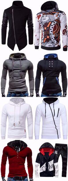 c0ca142071cca Sweatshirts & Hoodies For Men - Hoodied, Zip Up, Pullover Sweatshirts & Hoodies  Cheap Online Sale