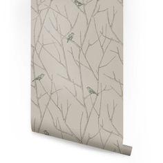 Branch Birds Green Peel & Stick Fabric Wallpaper Repositionable Simple,http://www.amazon.com/dp/B00EPP4822/ref=cm_sw_r_pi_dp_LtGctb1NBGN09A95