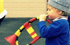Cómo hacer instrumentos musicales para niños - 35 pasos - Talento Doncomos.com