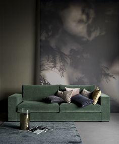 New product favorites from BoConcept for fall – Journelles Maison - Decoration For Home Sofa Design, Canapé Design, Deco Design, Design Ideas, Design Projects, House Design, Living Room Green, Living Room Sofa, Living Room Decor