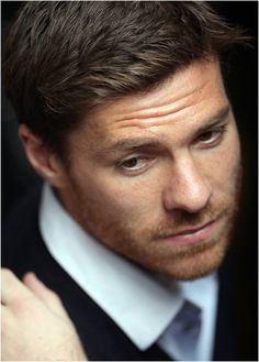 Why I watched the World Cup: Xabi Alonso <3
