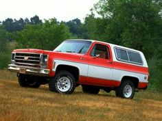 Chevrolet Blazer 1979 by on DeviantArt Vintage Chevy Trucks, Old Pickup Trucks, Gm Trucks, Cool Trucks, Lifted Trucks, Chevy Blazer K5, K5 Blazer, Chevrolet Tahoe, Chevrolet Trucks