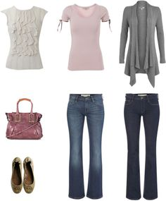 """Casual Capsule"" by nofailformula on Polyvore"