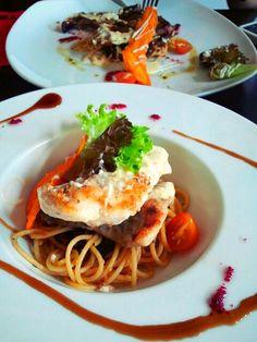 Thank you follow - 59件のもぐもぐ - Pan-grilled garoupa fillet by m!ckong