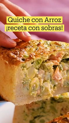 Quiche Recipes, Veggie Recipes, Low Carb Recipes, Cooking Recipes, Quiches, Food Platters, Cooking Time, Food Inspiration, Love Food