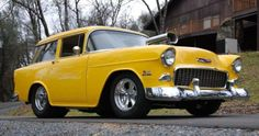 1955 Chevy Shorty Wagon. ★。☆。JpM ENTERTAINMENT ☆。★。