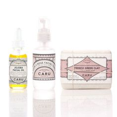 Dry Skin Facial Kit, $59, now featured on Fab. can sub the jojoba serum for the immortelle?