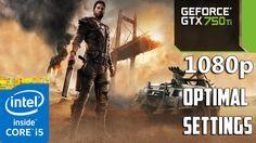 Mad Max | Optimal Settings | gtx 750 Ti