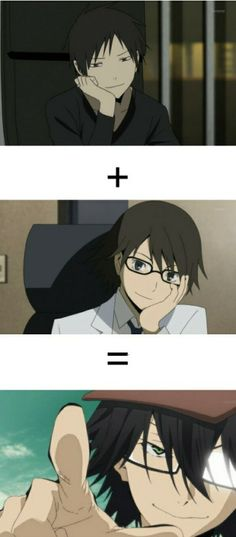 Ranpo-san as Shinzaya son? awesome!! :D