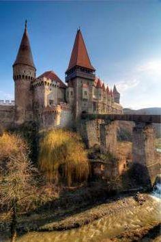 Hunyad Castle - Paul Biris/Getty Images