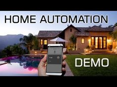 Android Home Automation Demo | Voice + NFC - YouTube