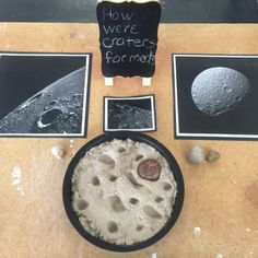 """Inquiry, """"How Were Craters Formed?"""" (from Inquiring Minds: Mrs. Myers' Kindergarten)"""