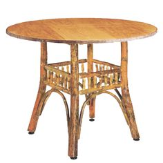 Old Hickory Veranda Dinette Table black forest Good for a card table! Old Hickory, Outdoor Tables, Outdoor Decor, Table Cards, Black Forest, Custom Furniture, Cabin, Outdoor Furniture, Dining