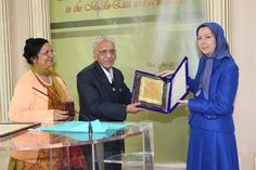 I pay homage to Dr. Raj Baldev's efforts to promote peace and #humanrights in the world  #Iran