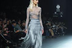 duyos, sus mantones de manila y WOMANWORD ¡¡en @MBFWMadrid Foto, Vídeo y Texto por Rocío Pastor Eugenio #fashion #moda #mbfwm14 WOMANWORD