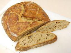 ... machine wake up for you. This unoppressive Sourdough Bread Machine Recipe is