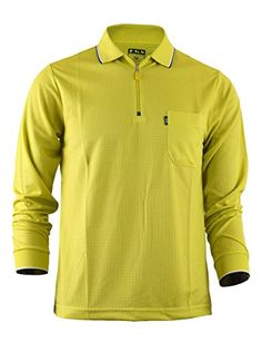 BCPOLO Men's Front Zipper Collar Polo Shirt functional sportswear-green-L XS BCPOLO http://www.amazon.com/dp/B00RMAMKZE/ref=cm_sw_r_pi_dp_Y3v7ub1SG7TNX