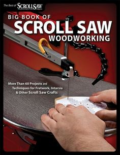 A collection of 60 of the best projects for both scroll saw beginners and those with experience. $24.95