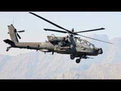 AFGHANISTAN! 101st Airborne Air Assault OH-58 Kiowa's and AH-64 Apache's
