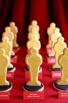 Movie Award Cookies | Bakerella | Flickr