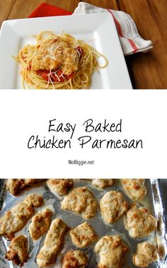 Easy baked chicken p