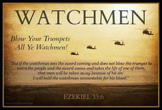 The Trumpets Are Being Blown, We Are Being Warned Something Massive To Occur