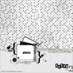 Sketch: Scrap Friends Sketch #15